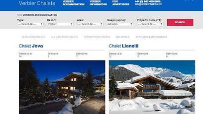 Find best chalets and verbier accommodations | chemajean | Scoop.it