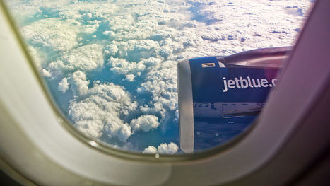 JetBlue Upgrades Its Flying Experience With Free Wi-Fi | Winning The Internet | Scoop.it