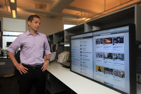 LinkedIn Builds Its Publishing Presence   Mobile Marketing   Scoop.it