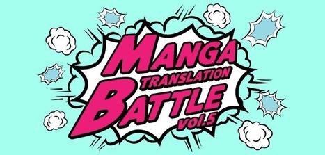 Advice for Manga Translators: 9 Points For Success | Translation Memory | Scoop.it
