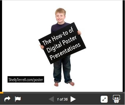 Let's Present! 21+ Digital Poster Tools & Tips | Teacher Reboot Camp | APRENDIZAJE | Scoop.it