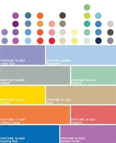 2014 Color Trends in Branding and Marketing