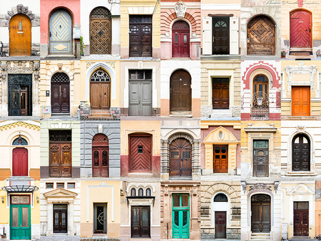 andre goncalves forms a visual catalog of doors and windows of the world | acropolis | Scoop.it