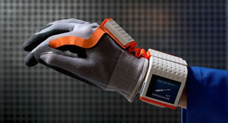 Skoda incorpora el ProGlove, el primer guante inteligente | eSalud Social Media | Scoop.it