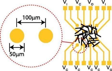 Computação com nanotubos usa evolução na matéria   tecnologia s sustentabilidade   Scoop.it