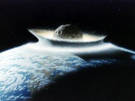El impacto del meteorito que aniquilo a los dinosaurios, cortesía de Richard Dawkins | Recull diari | Scoop.it