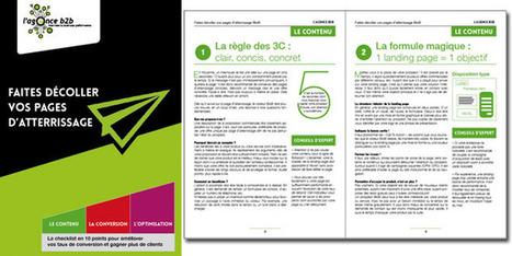 Livre blanc : Faites décoller vos pages d'atterrissage ! | inbound marketing | Scoop.it