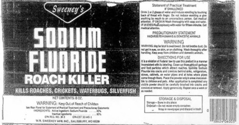 10 Facts About Water Fluoridation Everyone Should Know - Healthy Holistic Living   Water for your great health.   Scoop.it