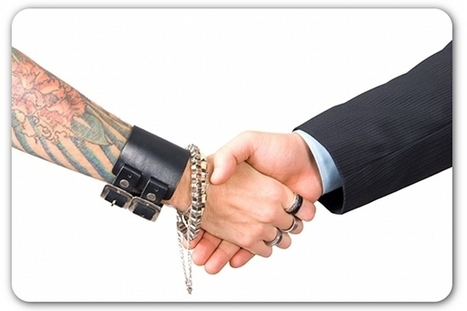 'Personal branding': Tattoos in the workplace   The Good, the Bad, the Branding   Scoop.it