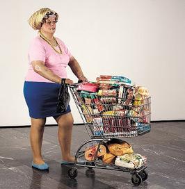 histoire-d-arts: DUANE HANSON, Supermarket lady, 1969 et sa fiche de révision | clementbubu | Scoop.it