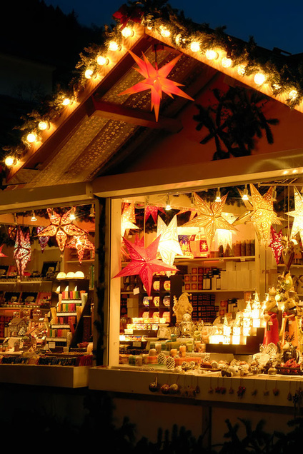6 marchés de Noël en Europe | De Mode en Art | Scoop.it