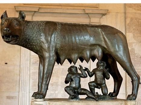 ¿Fueron Rómulo y Remo realmente amamantados por una loba? | LVDVS CHIRONIS 3.0 | Scoop.it