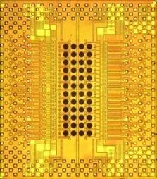 Holey Optochip, microchip de IBM capaz de transferir un billón de bits por segundo | sistemas telematicos | Scoop.it