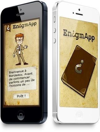 EnigmApp | Cabinet de curiosités numériques | Scoop.it