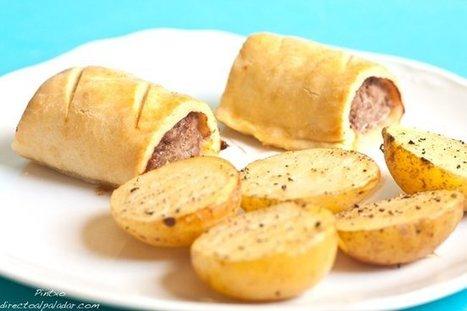 Receta de pasteles de carne | Fer Tiburcio | Scoop.it