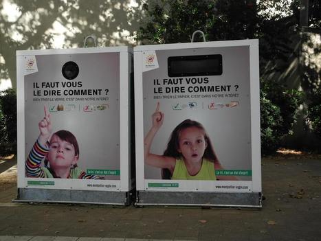 Twitter / gabsimeon: A #Montpellier on a trouvé ... | tri des déchets, gestion des déchets | Scoop.it