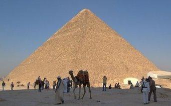 Comment les Égyptiens ont-ils construit les pyamides ?   Égypt-actus   Scoop.it