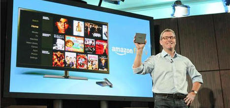 Amazon Fire TV : annonce officielle du boitier TV | Video content | Scoop.it