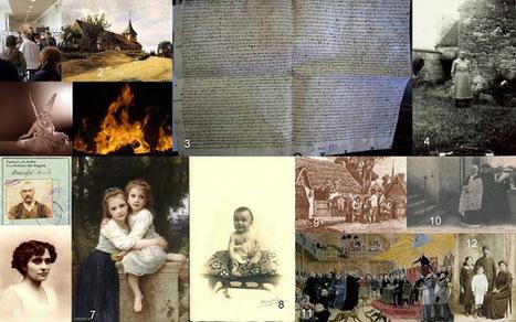 Lulu Sorcière Archive: Le JDD du #challengeAZ Semaine 1   Rhit Genealogie   Scoop.it