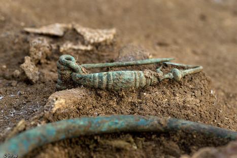 La Tène Era 'Celtic' Burials from France | Irish Archaeology | Archaeology Updates | Scoop.it