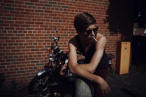 Justin Sterling by Fanny Latour-Lambert | Daily Male Models | Male Models Smoker | Scoop.it
