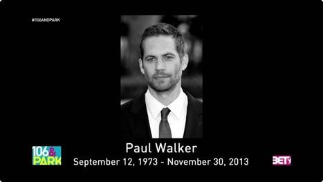 Bow Wow Pays Tribute to Paul Walker | Rap , RNB , culture urbaine et buzz | Scoop.it