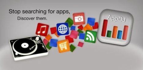 AppDJ – descubre aplicaciones para terminales Android según tus criterios | Recull diari | Scoop.it