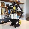 Le robot Transformers de Brave Robotics | HiddenTavern | Scoop.it