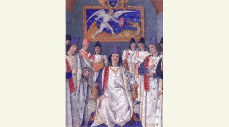 Archives de France | Avènement de Louis XI | GenealoNet | Scoop.it