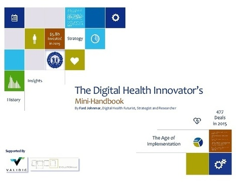 Mini-Manual del Innovador en Salud Digital | HIT Consultant | eSalud Social Media | Scoop.it
