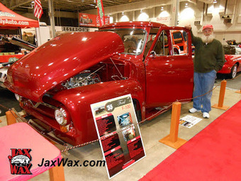 Car Wax, Car Care, Detailing Products Blog by Jax Wax Car Care Products: Indianapolis World of Wheels: Jax Wax Customers Spotlight! | Get 25% More Money for Your Car with Professional Detailing Products and Just a Little TIme | Scoop.it