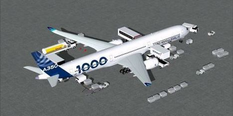 FS2004 – Airbus A350-1000 Airbus House | PerfectFlight | Scoop.it