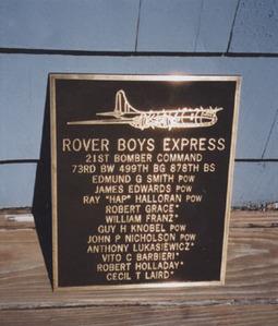 Great Bend, Kansas B-29 Memorial   Technology and Warfare By Thoshaniq Herriford   Scoop.it