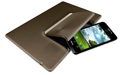 [MWC 2012] Le PadFone d'Asus disponible en avril | François MAGNAN  Formateur Consultant | Scoop.it