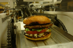 Burger Robot Poised to Disrupt Fast Food Industry | leapmind | Scoop.it