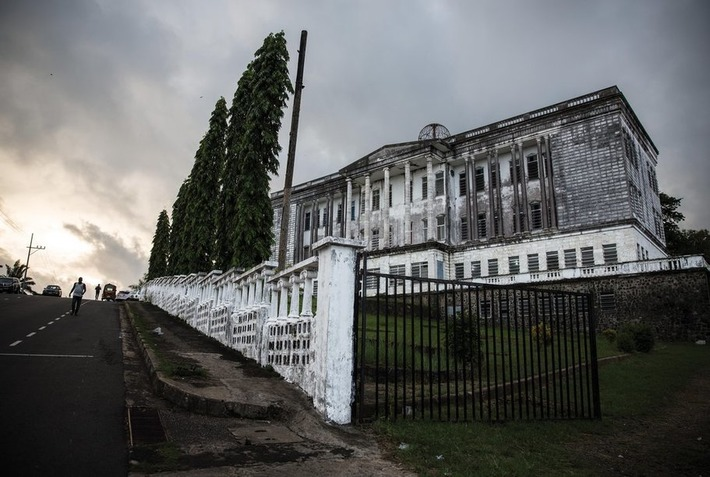 These Abandoned Buildings Are the Last Remnants of Liberia's Founding History | Smithsonian | Afrique | Scoop.it