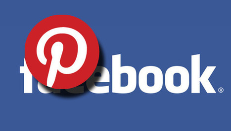 5 Insights on Facebook vs Pinterest in Driving Sales - Infographic | Bilingual News for Students | Scoop.it