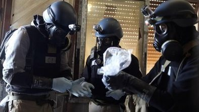 Syria hands in chemical weapons data | Syria | Scoop.it