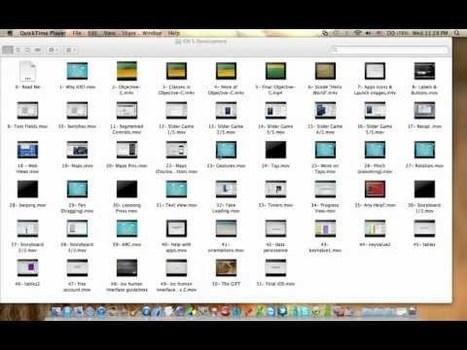 iOS 5  Development | Iphone SDK Tutorial | Scoop.it