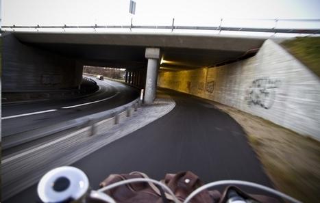 Influencia - Tendances - Les autoroutes cyclables entrent dans les villes   Balades, randonnées, activités de pleine nature   Scoop.it