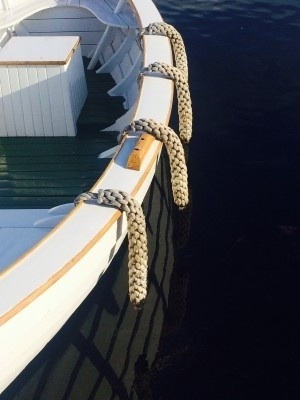 Rope Fenders from Norway - Small Boats Monthly   Kystkultur i Norden   Scoop.it