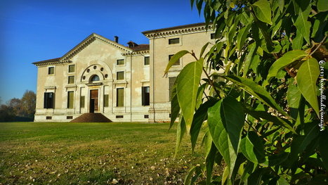 Framing Palladio: Villa Poiana | Italia Mia | Scoop.it