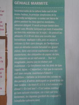 Marmite norvégienne, mon amie: Revue de presse | Pour tout savoir ou presque sur la Marmite Norvégienne | Scoop.it
