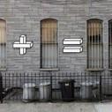 Aaskash Nihalani : le street artist qui fait des additions sur les murs | Art contemporain Photo Design | Scoop.it