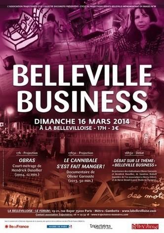 Belleville Business - Association Trajectoires | Parisian'East, la communauté urbaine des amoureux de l'Est Parisien. | Scoop.it