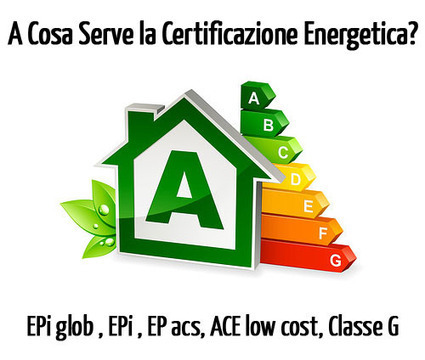 Certificazione Energetica degli Edifici, a cosa serve, quale utilità? | Efficienza Energetica degli Edifici - Certificazioni | Scoop.it