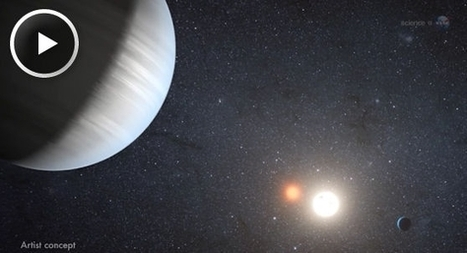 Weird Planets - NASA Science | Astronomy News | Scoop.it