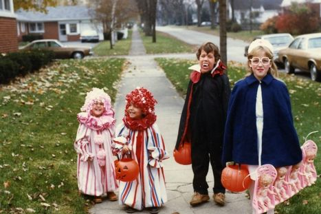 Halloween Costumes and the Loss of Imagination | Great Halloween Ideas for 2013 | Scoop.it