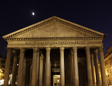 6 Surprising Facts About the Pantheon in Rome | France & Italy | Scoop.it