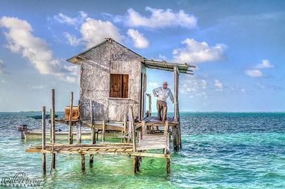 """The Fishermans House"" 